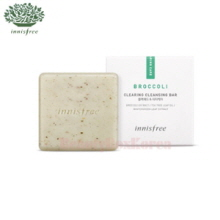 INNISFREE Broccoli Clearing Cleansing Bar 90g,INNISFREE